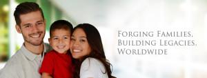 Forging Families, Building Legacies, Worldwide