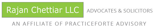 Rajan Chettiar LLC | Advocates & Solicitors Logo